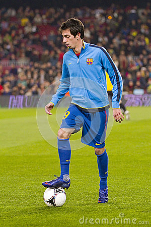 Isaac Cuenca Editorial Stock Image