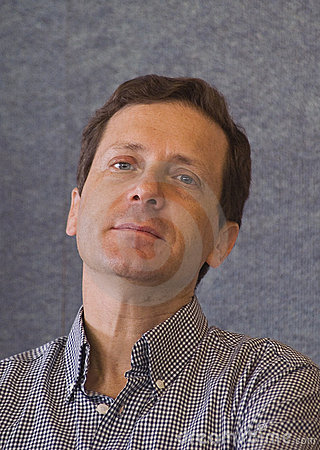 Isaac Herzog Editorial Photo