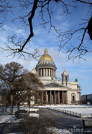 Isaakievsky cathedral