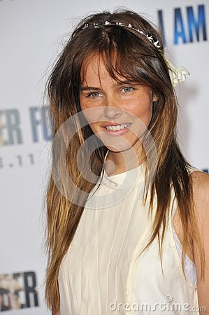 Isabel Lucas Editorial Stock Image
