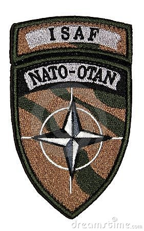 Isaf patch afghanistan image