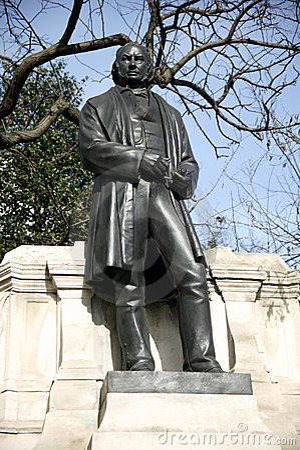 Free Isambard Kingdom Brunel Statue Stock Photo - 9090690