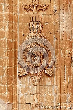 Ishak Pasha Palace, Detail - Turkey