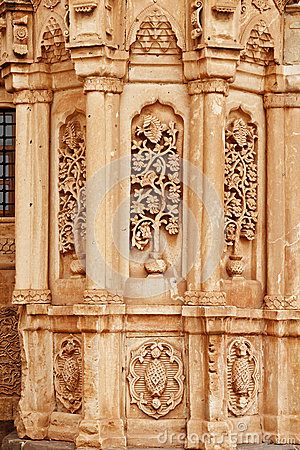 Ishak Pasha Palace, Detail - Turkey
