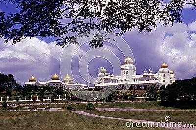 Iskandariah Palace Editorial Stock Photo