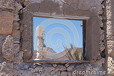 Isla Carmen Window