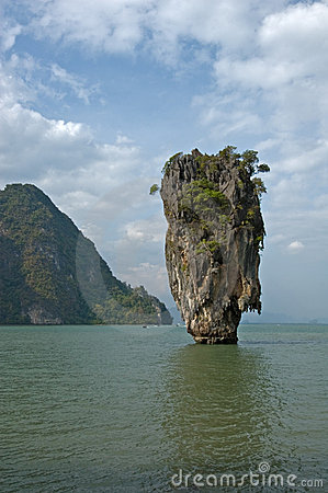 Isla de James Bond, Phang Nga, Tailandia