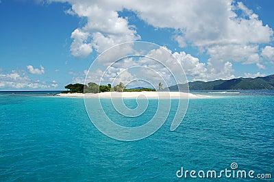 Isla del paraíso