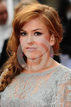 Isla Fisher,Dictators,The Dictators Editorial Image