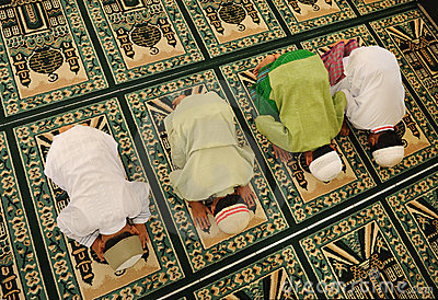Islam Kids Praying, Ramadan