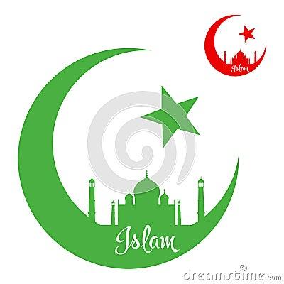 Muslim Islam Religion Symbols