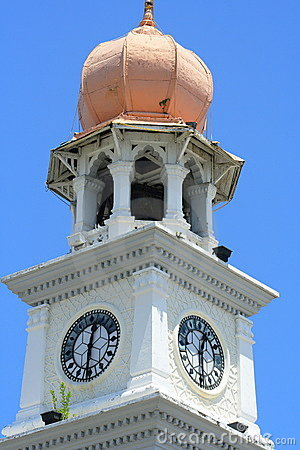 Islam Style Clock Tower