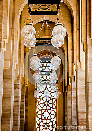 Islamic Architecture Royalty Free Stock Image - Image: 25294656