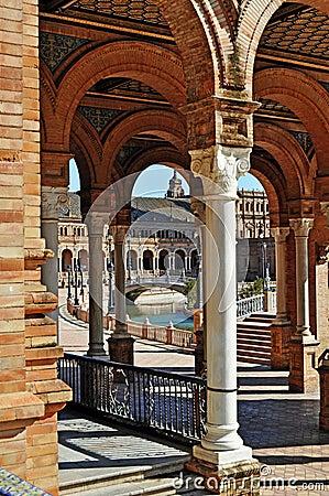 Islamic architecture In Seville
