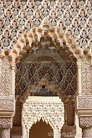Islamic art and architecture, Alhambra in Granada