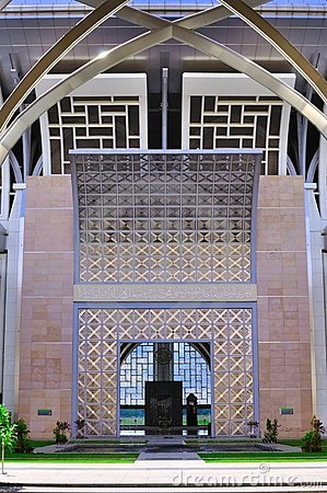 Islamic art and detail architecture