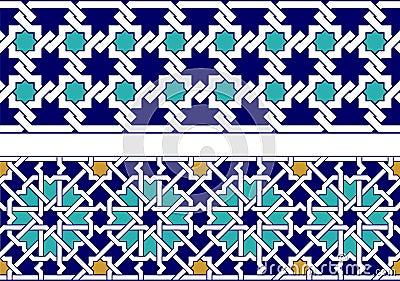 Islamic border