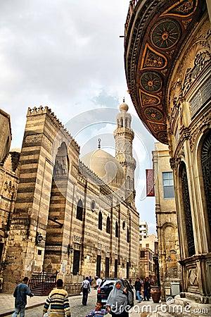Free Islamic Egypt Cairo Street View Royalty Free Stock Photos - 106079448