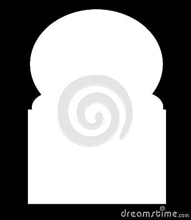 Free Islamic Frame Stock Image - 47591