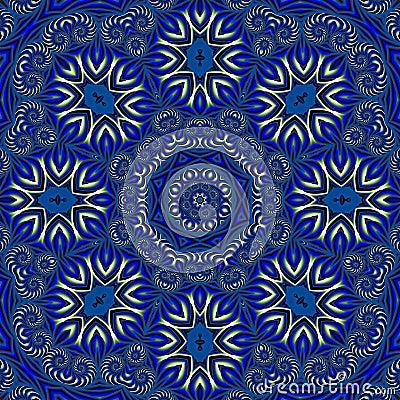 Islamic inspired wallpaper