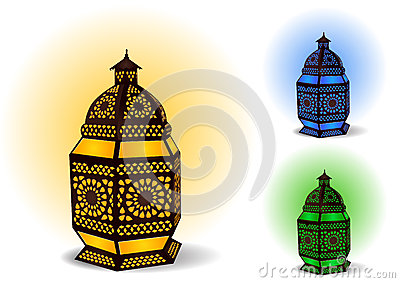 Islamic lamp for Ramadan / Eid Celebrations