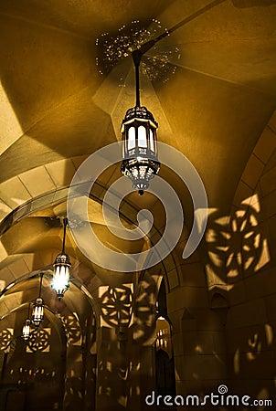 Islamic lanterns