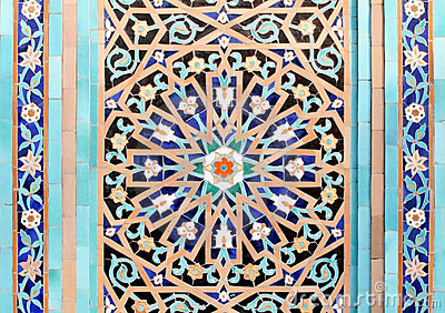 Islamic mosaic-4