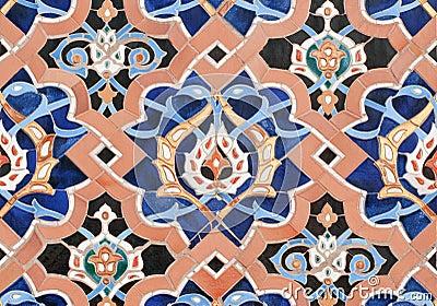 Islamic mosaic-6