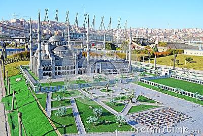 Islamic Mosque Editorial Stock Photo