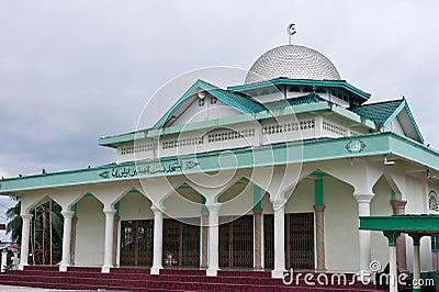Islamic Mosque in Balai Island