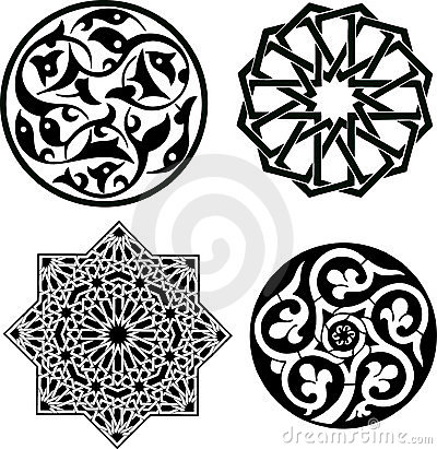 Free Islamic Ornaments Stock Image - 11450811