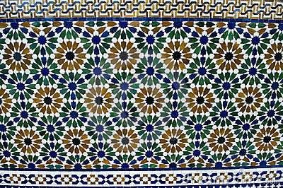 Islamic pattern design