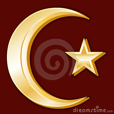 Islamic Symbol Royalty Free Stock Photography - Image: 4320657