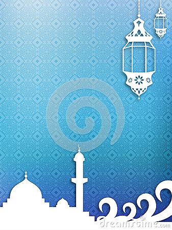Islamic Theme Background