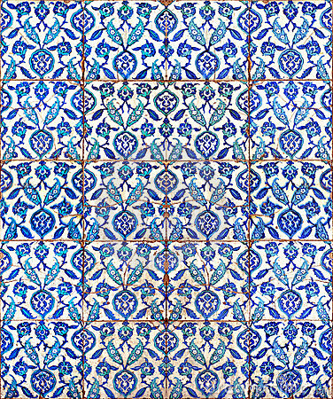 Free Islamic Tiles 02 Royalty Free Stock Image - 23871026