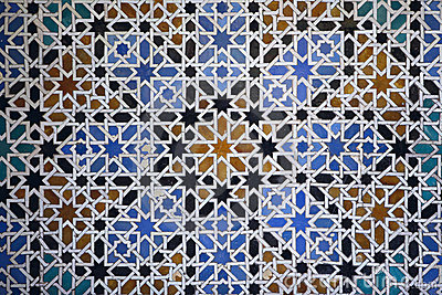 Islamic Tiles Royalty Free Stock Images Image 15330229