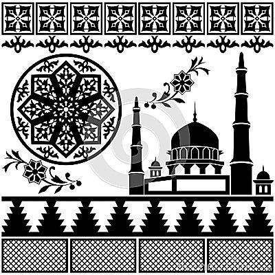 Islamski wzór