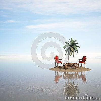 Free Island Stock Image - 14891951