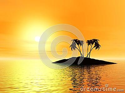 Island 3d