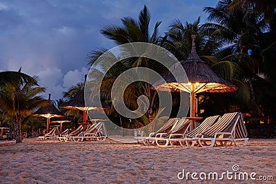 Island Beach Huts