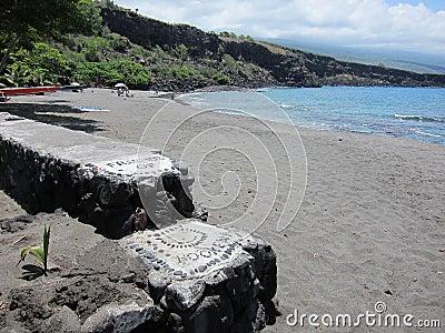Island beach park