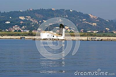 Island Corfu, Ionian sea, Greece