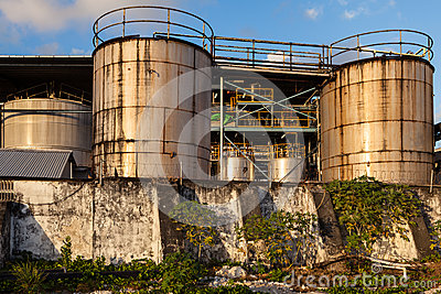 Island Distillery