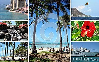 Island of Honolulu, Hawaii
