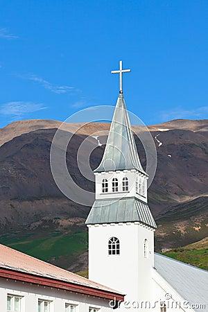 Island kyrka