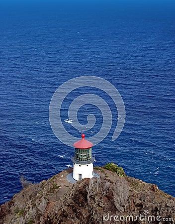 Free Island Lighthouse Stock Image - 228491