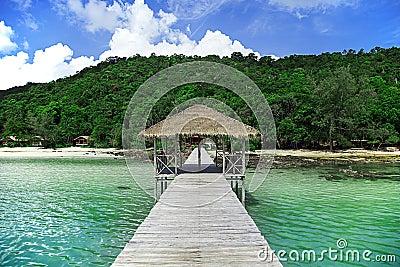 Island location