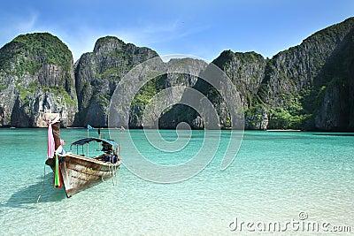 Island of Phi Phi Leh