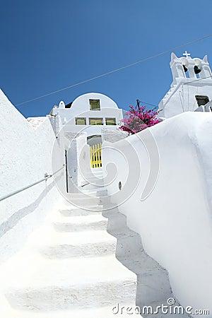 Island Santorini, Greece