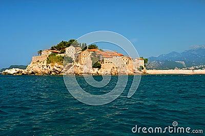 Montenegro Resort Island  Sveti Stefan